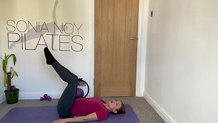 NEW - 45 Minute Full Body Pilates Workout D