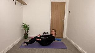 12 Minute Short & Sweet Pilates Workout