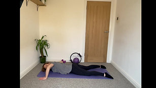 20 Min Calming Move and Stretch Pilates
