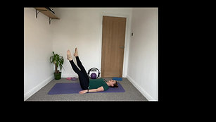 NEW - 25 Minute Strengthen & Stretch