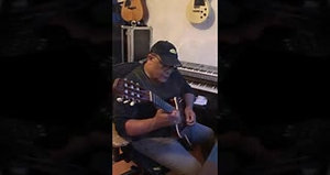 Playing some Guitars on my homie Steevie Milliner-s track....  Steevie Millin...-1041259692746953_xvid