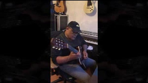 Playing some Guitars on my homie Steevie Milliner-s track....  Steevie Millin...-1041259692746953_xvid