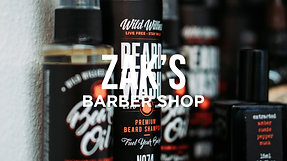 Zak's Barber Shop