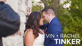 Rachel & Kevin Tinker (Wedding Highlight Film)