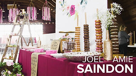 Amie & Joel Saindon (Wedding Highlight Film)