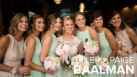 Paige & Tyler Baalman (Wedding Highlight Film)