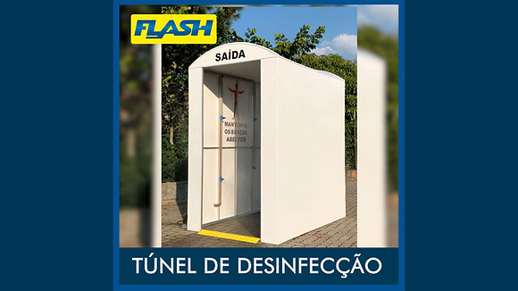 Túnel de Desinfecção
