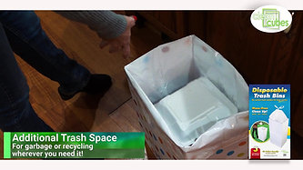 TRASH CUBES