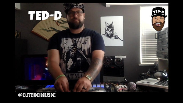 DJ TED - D
