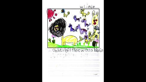 Little Author (Kindergarten K3)
