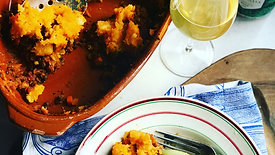 Spiced Shepherdess Pie