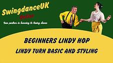 Lindy Hop Beginners Series 1 Class 9
