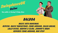 Balboa Beginners Class 8