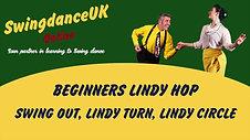 Lindy Hop Beginners Series 1 Class 10