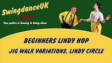 Lindy Hop Beginners Series 1 Class 6