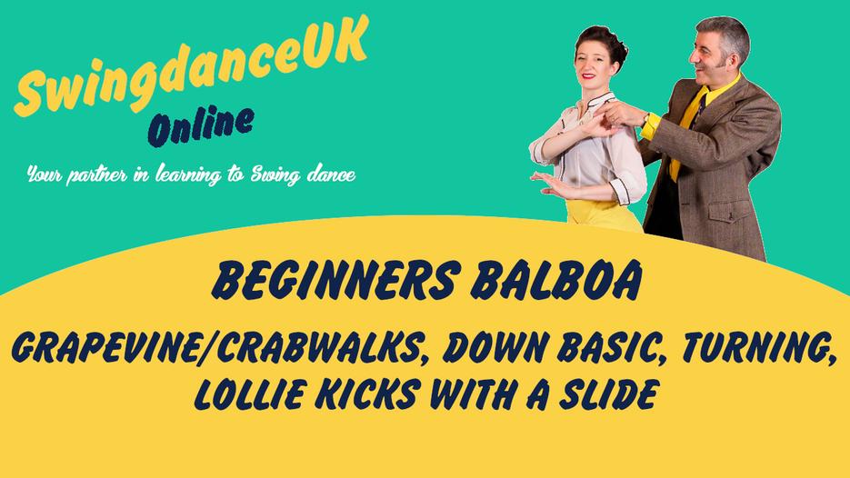 Beginners Balboa