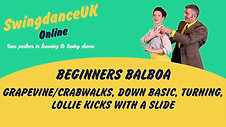 Balboa Beginners Class 1