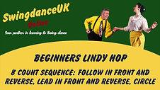 Lindy Hop Beginners Series 1 Class 5