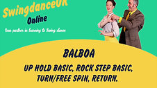 Balboa Beginners Class 4