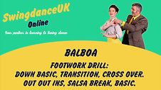 Balboa Beginners Class 9