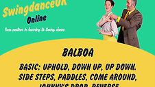 Balboa Beginners Class 6