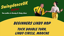 Lindy Hop Beginners Series 1 Class 7
