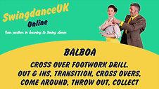 Balboa Beginners Class 10