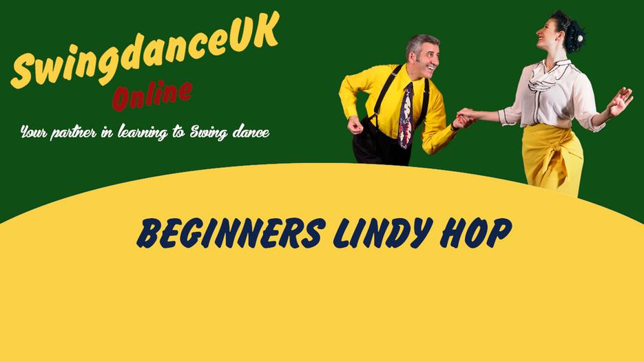 Lindy Hop Beginners Series 1