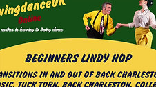 Lindy Hop Beginners Series 1 Class 4