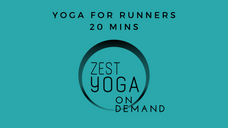 **FREE CLASS** Yoga for Runners 07/07/20