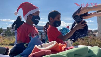 Navidad especial en Santiago de Mexquititlán