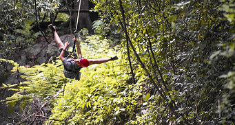 tirolesa Canopy Tour