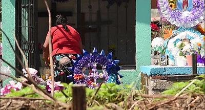 Comerciante en Suchitlán, Comala, Colima