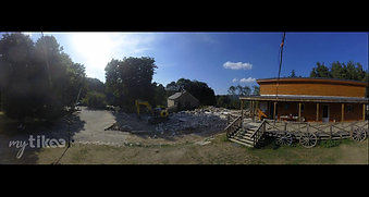 Reconstruction restaurant partie-1