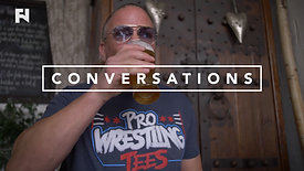 Rob Van Dam Opens Up on Responsible Drinking After Abstaining | Conversations