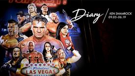 Diary: Ken Shamrock Returns to IMPACT Wrestling