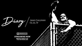 Diary: Sami Callihan's Emotional World Championship Win