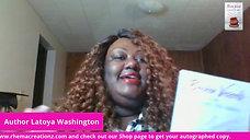 Author Latoya Washington