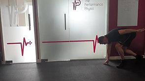 3 Point Start - Running Drill