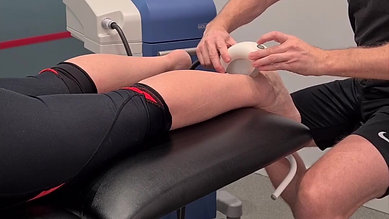 Ultrasound Guided Shockwave Therapy