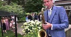 Cocktail Saxophone Sample