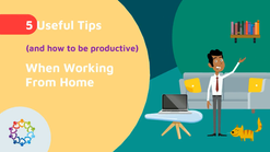 5 Tips for Working Remotely