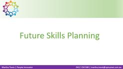 Future Skills Planning