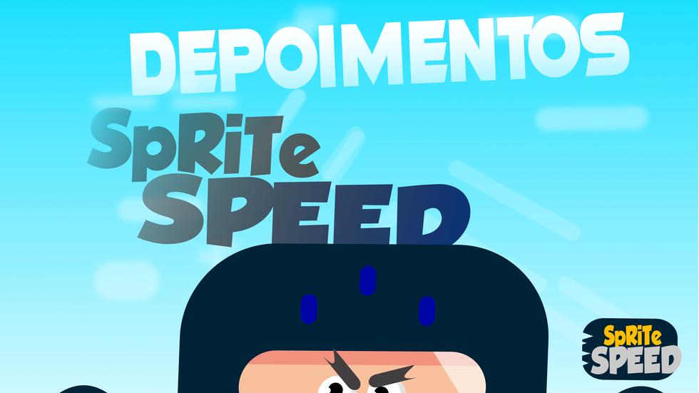 DEPOIMENTO - 1 - falando sobre a metodologia SPRITE SPEED