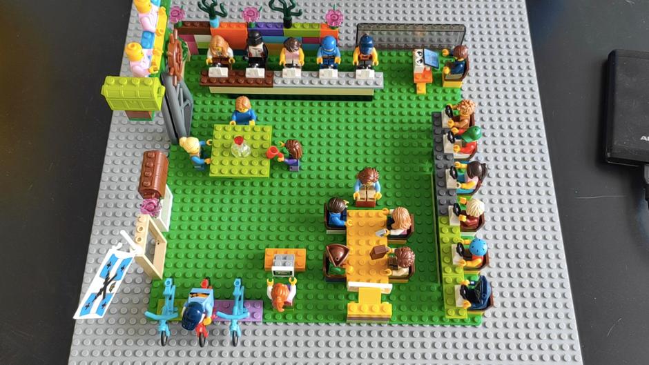 Curso de Liderazgo con LEGO - Con suscripción