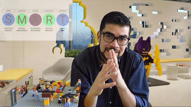 """Videos Muestra Curso """"Objetivos SMART con LEGO"""""""