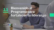 1.1 Introducción al programa de Liderazgo