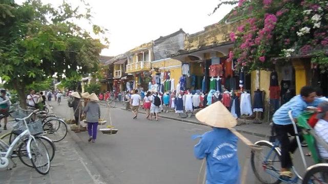 ベトナム旅行の動画