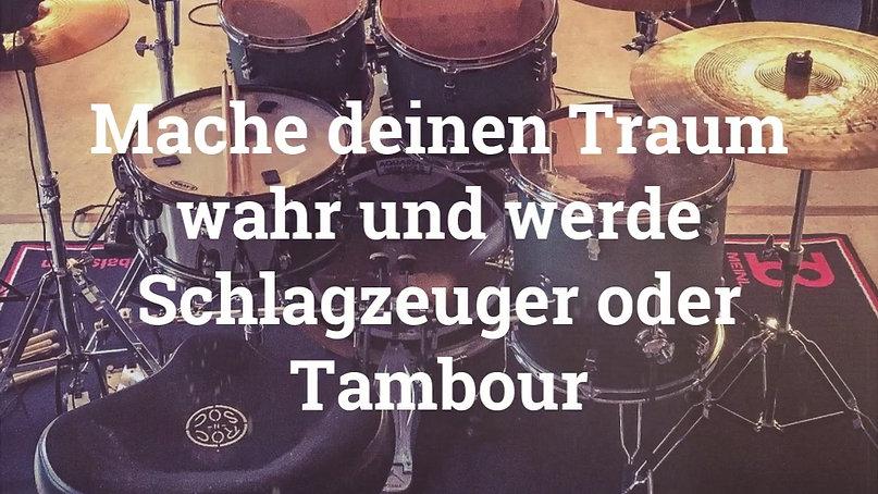 Möchtest du die traditionelle und moderne Trommelkunst elernen_