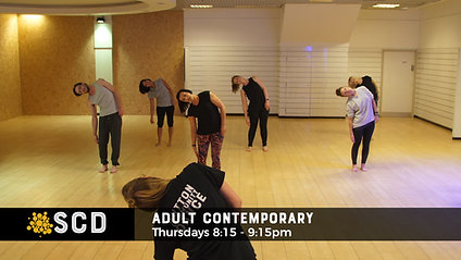 Sutton Community Dance - Adult Contemporary